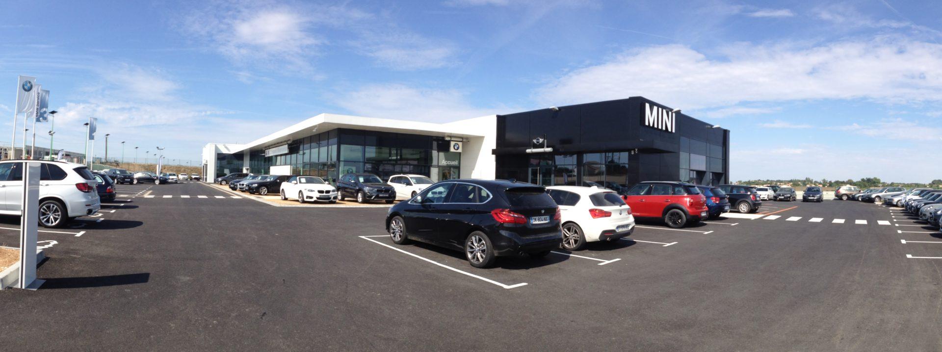 Concession BMW et MINI à Angoulême (16)