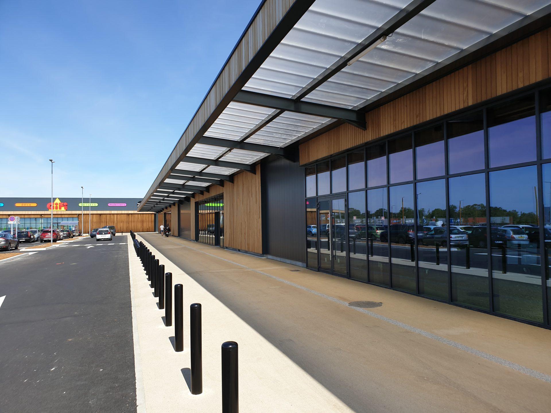 Retail Park à Niort (79)