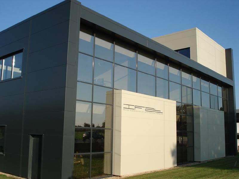IFAT (école supérieure d'architecture intérieure de Bretagne) à Plescop (56)