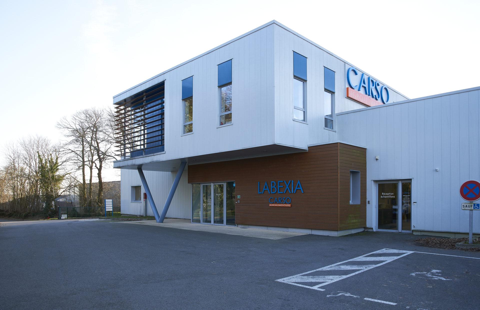 Labexia Groupe Carso à Quimper (29)