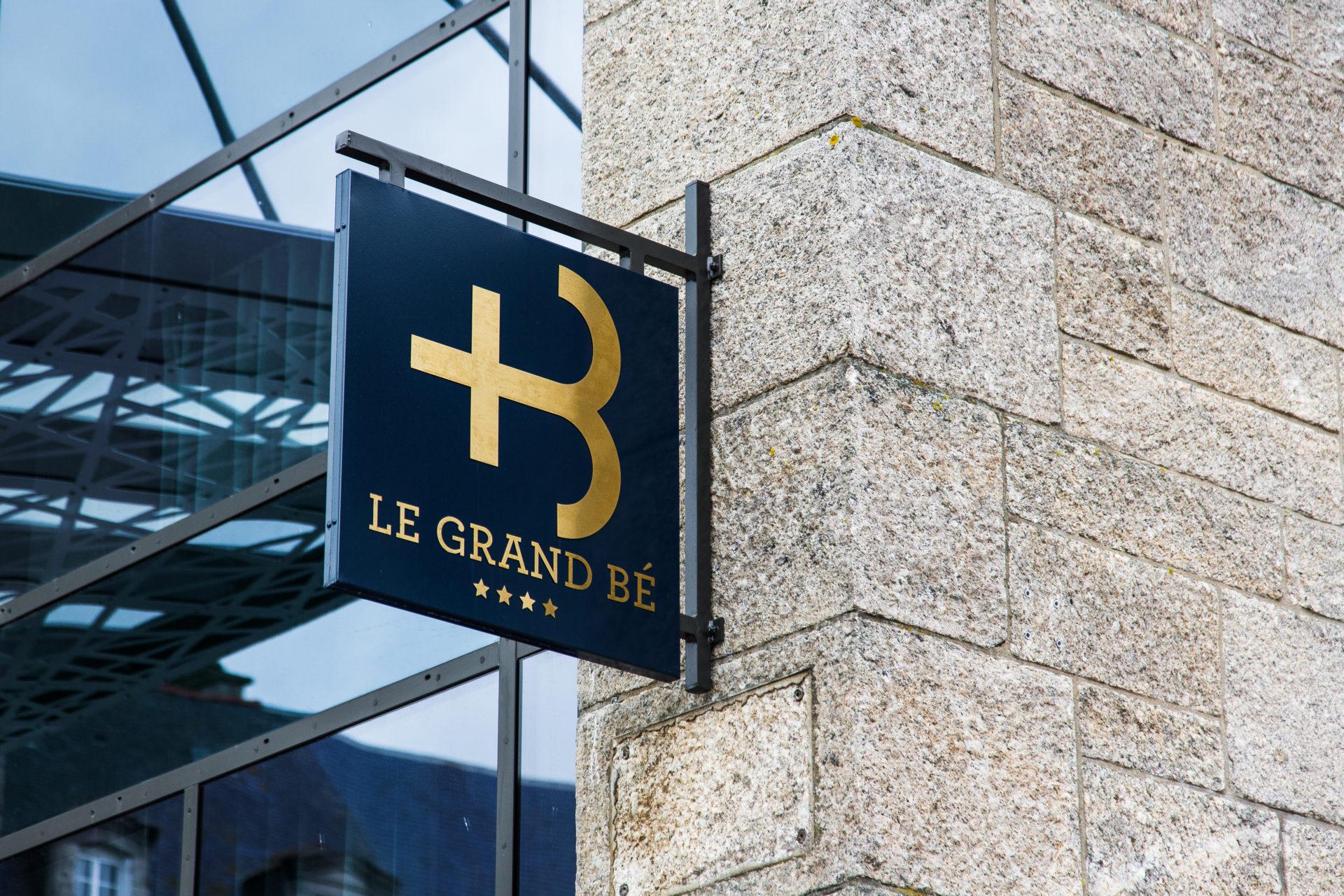 Hôtel Le Grand Bé à Saint Malo (35)