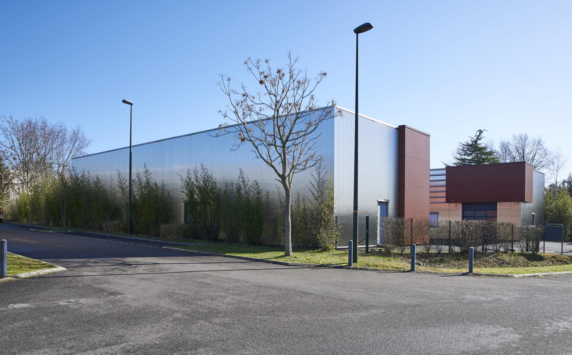 Village d'entreprises Les Molines à Angoulême (16)