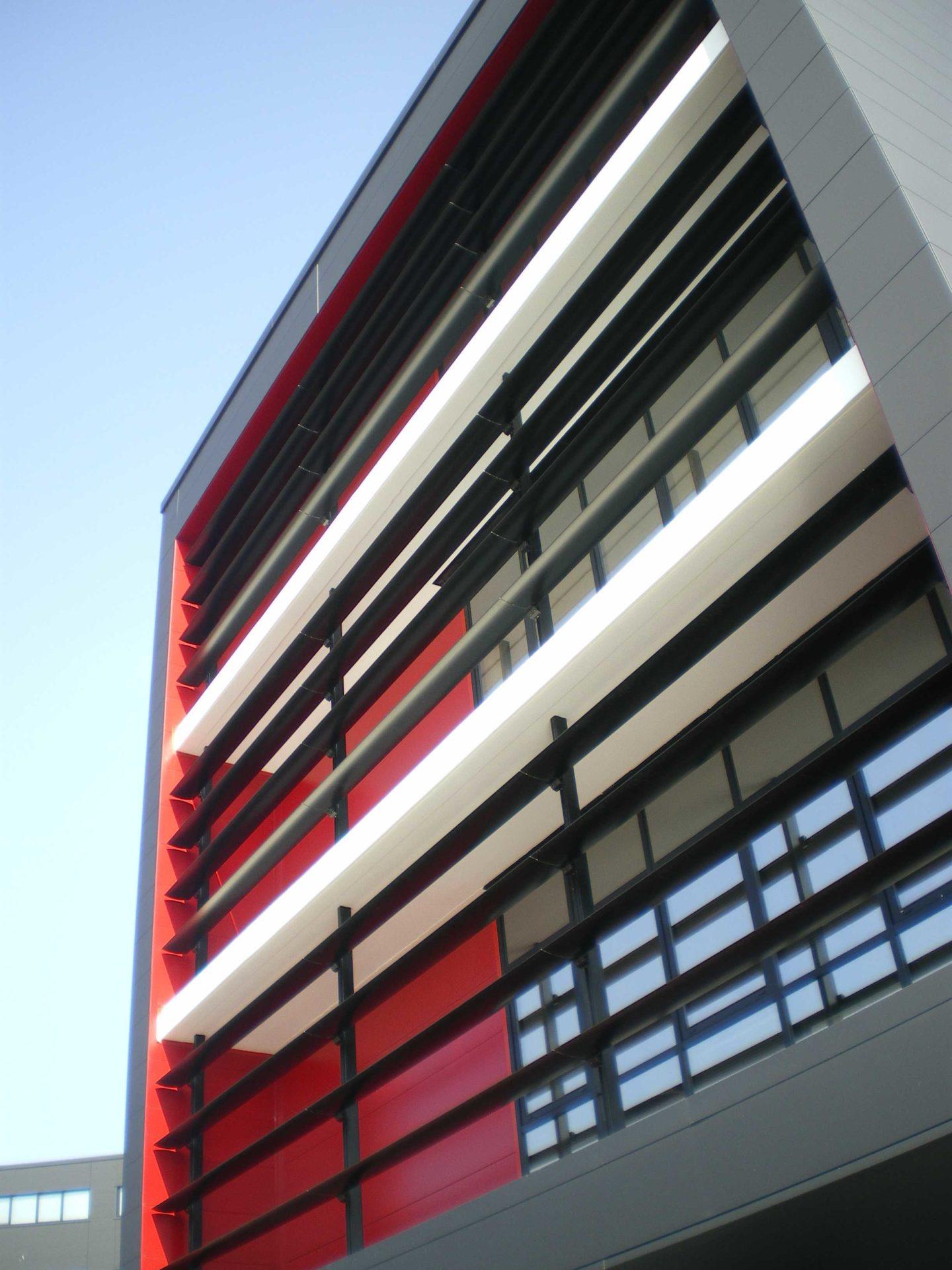 Parc d'entreprises ALCYONE à Rennes (35)