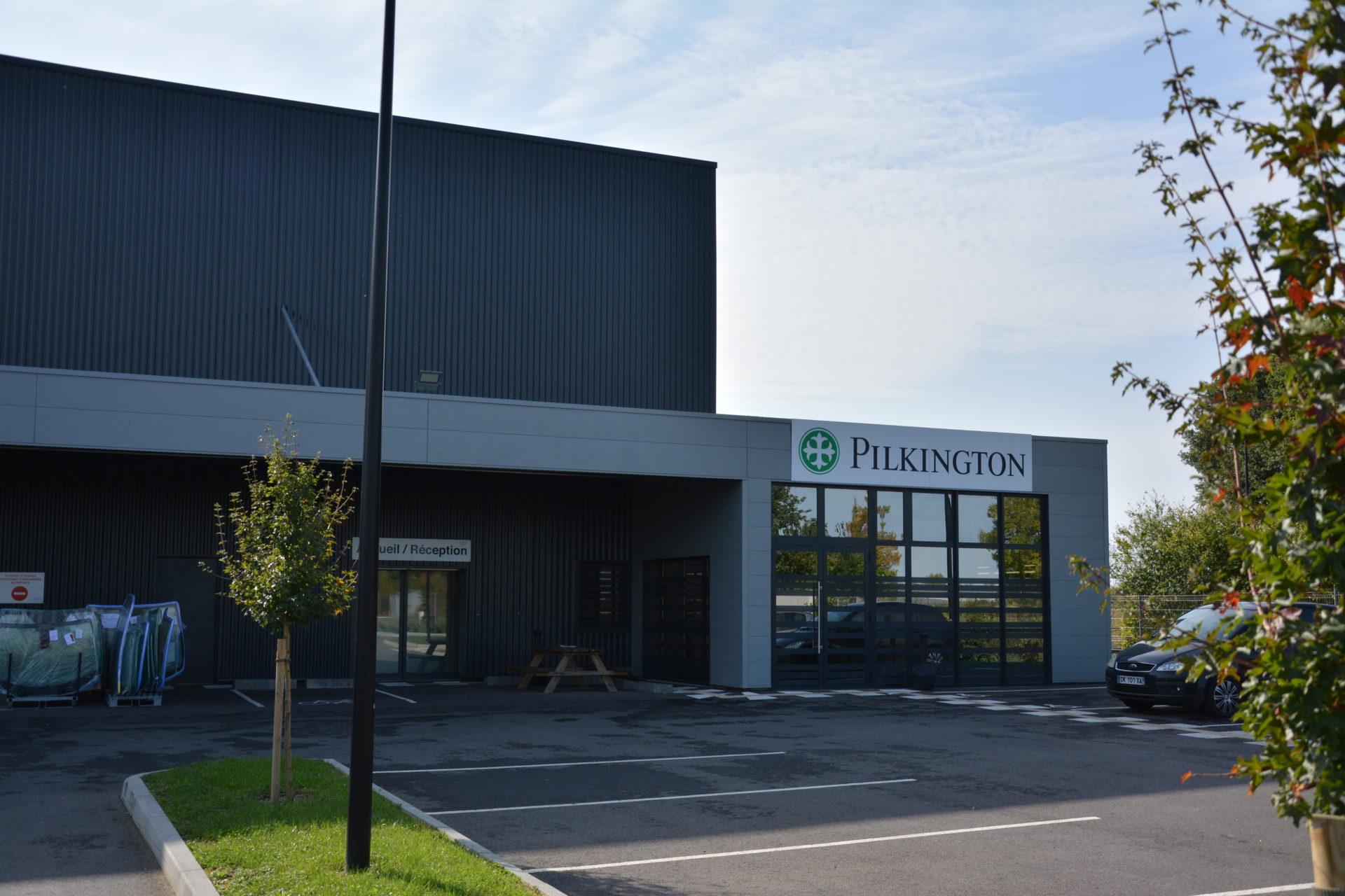 PILKINGTON AUTOMOTIVE à Saint Jacques de La Lande (35)
