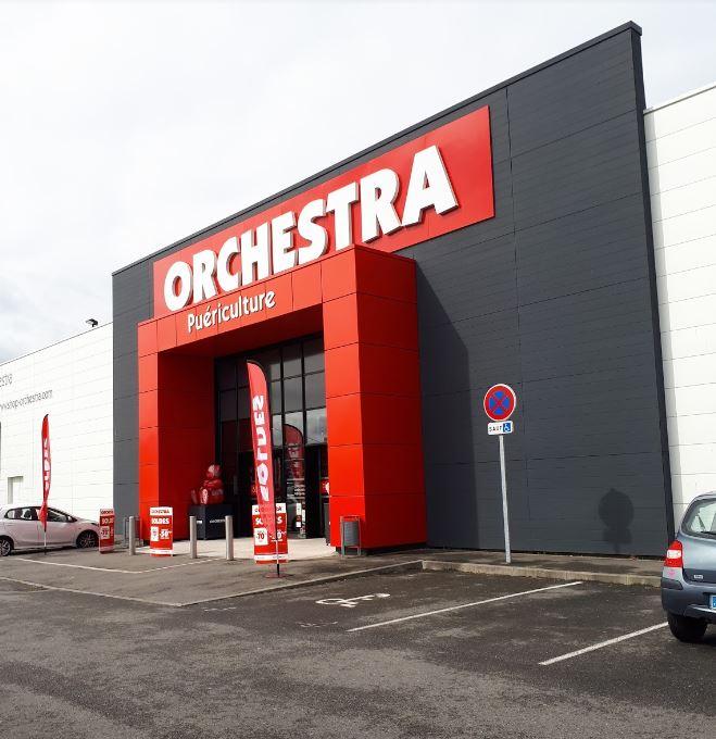Retail Park Kergaradec à Brest (29)